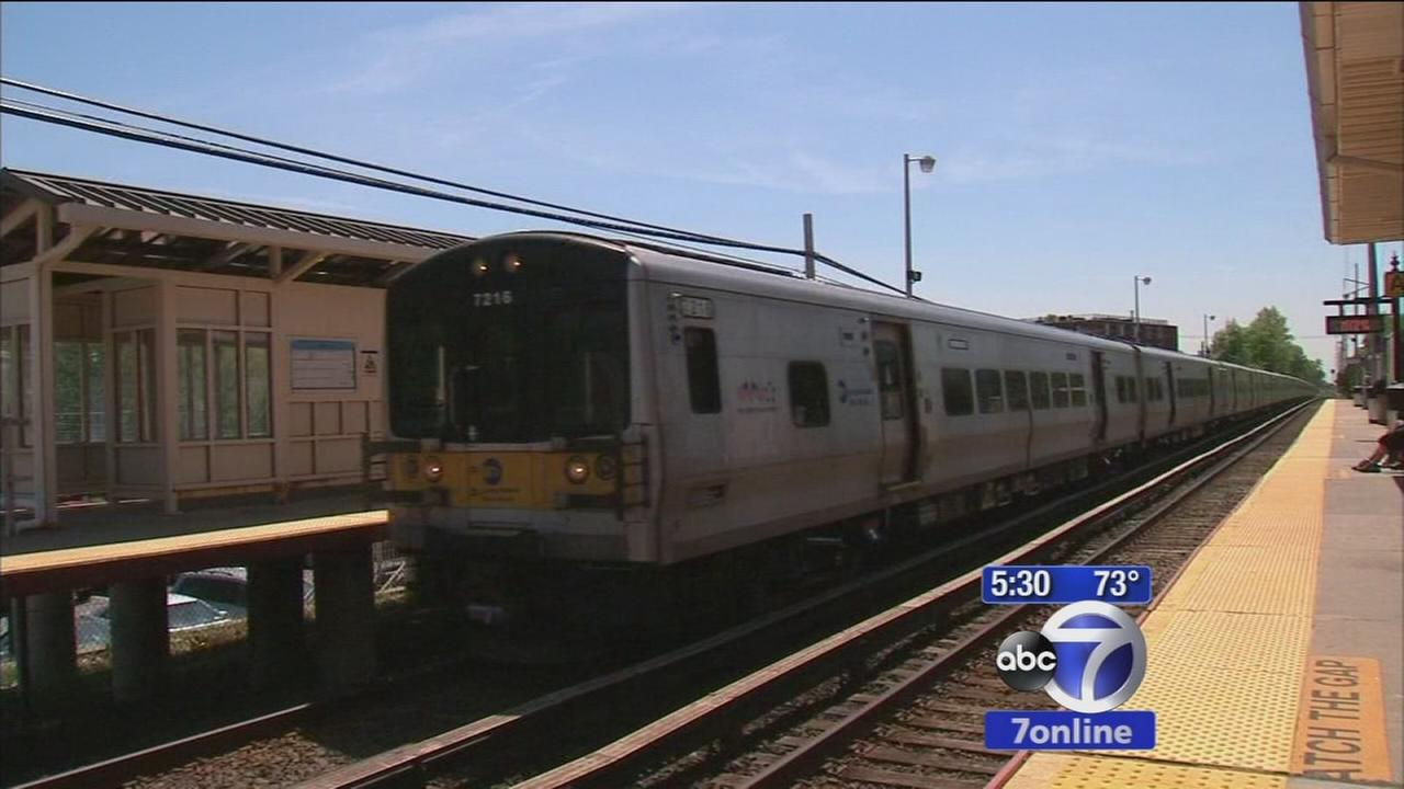 Transit trouble this weekend for LIRR riders