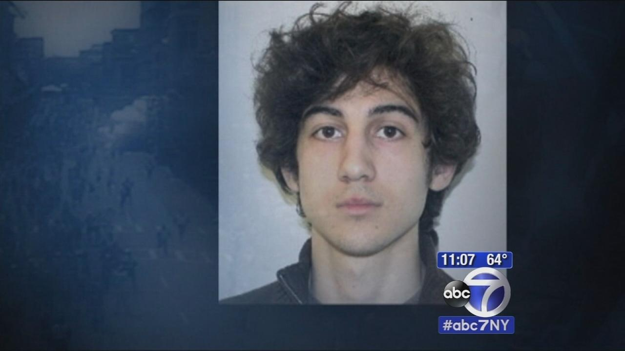 Man responsible for Boston Marathon Bombing sentenced to death
