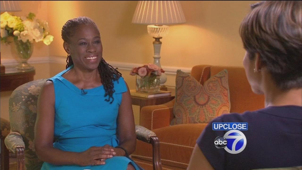 Up Close: Chirlane McCray