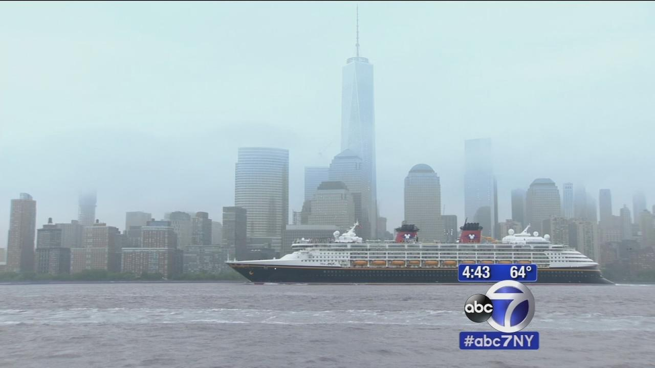 Disney Cruises Coming To New York City In Fall Of Abcnycom - What cruise ships leave from nyc