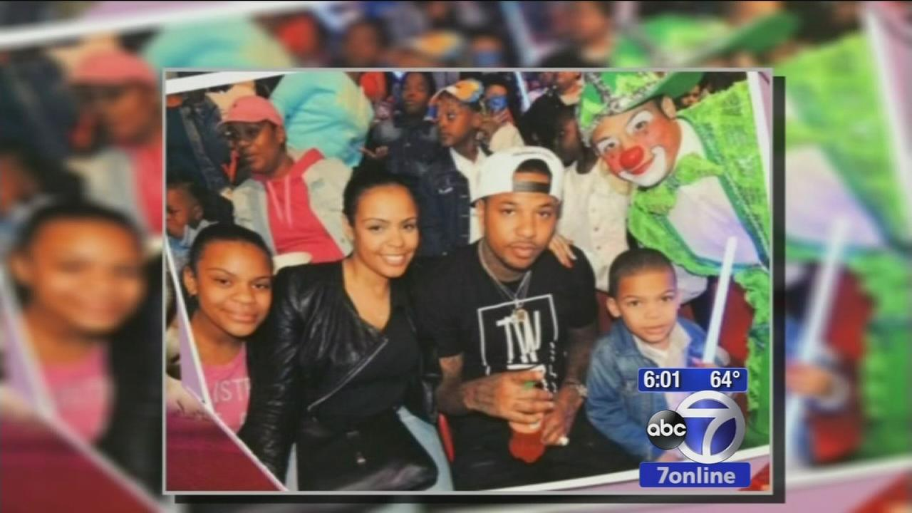 Exclusive: Widow of slain Queens rapper speaks out