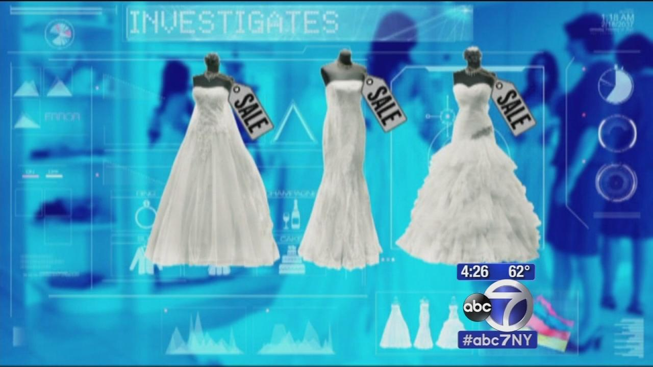 Buyer Beware: Buying your wedding dress online