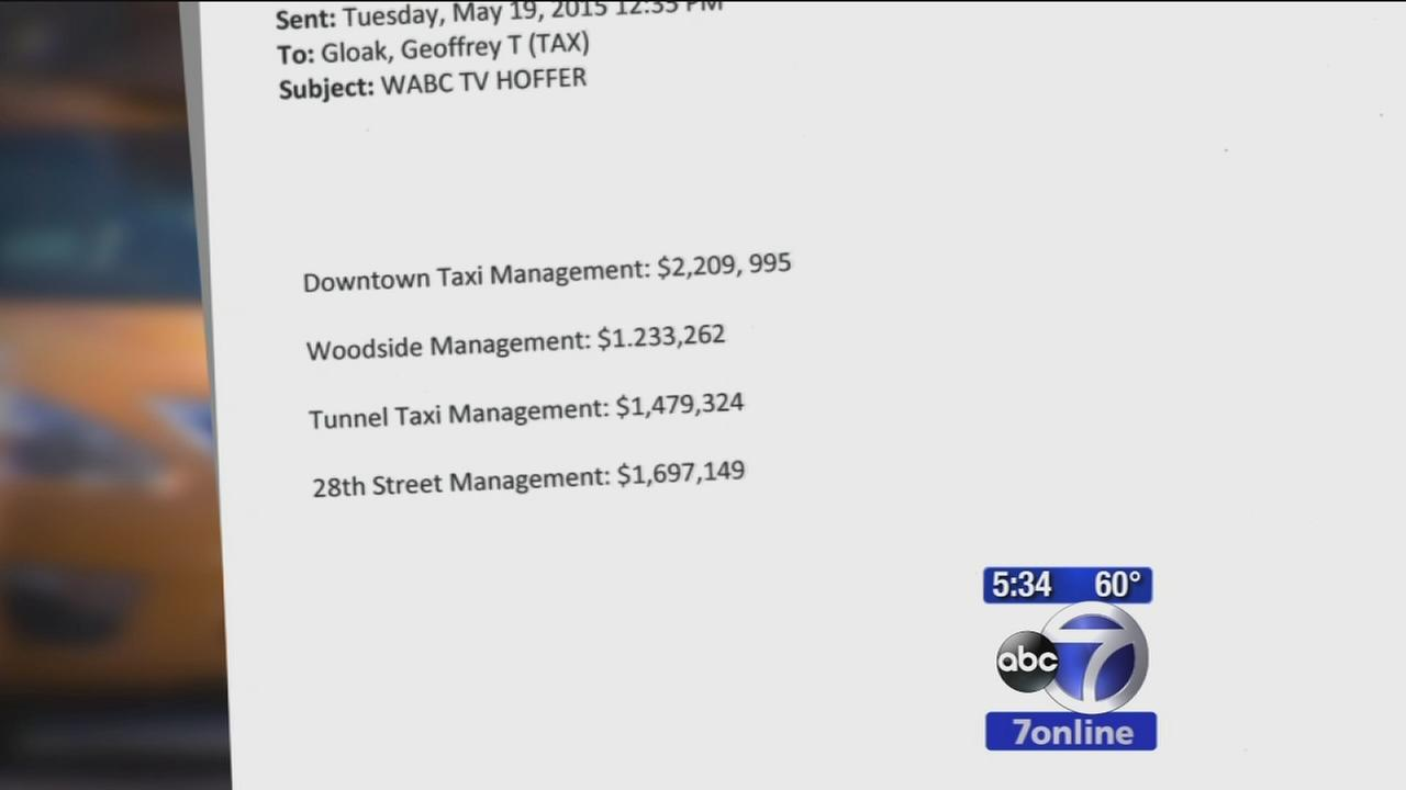 Exclusive: Taxi tycoon owes back millions in taxes
