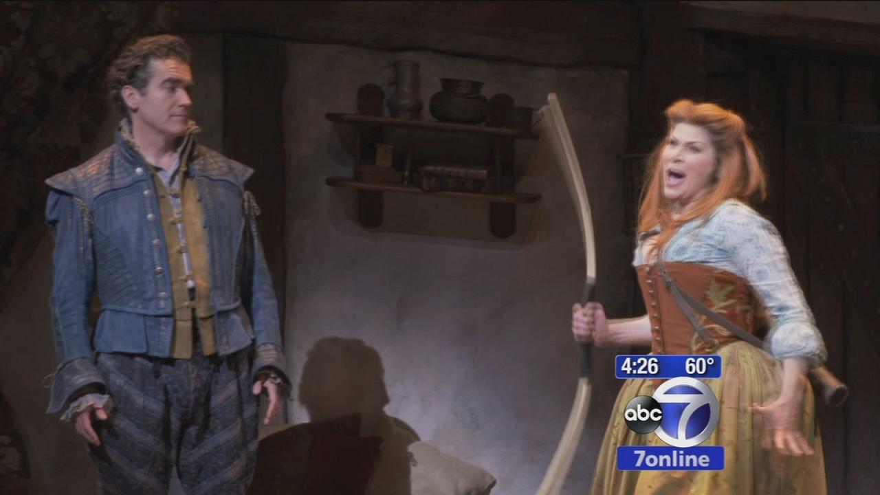 Brian DArcy James to earn Tony Award for Something Rotten