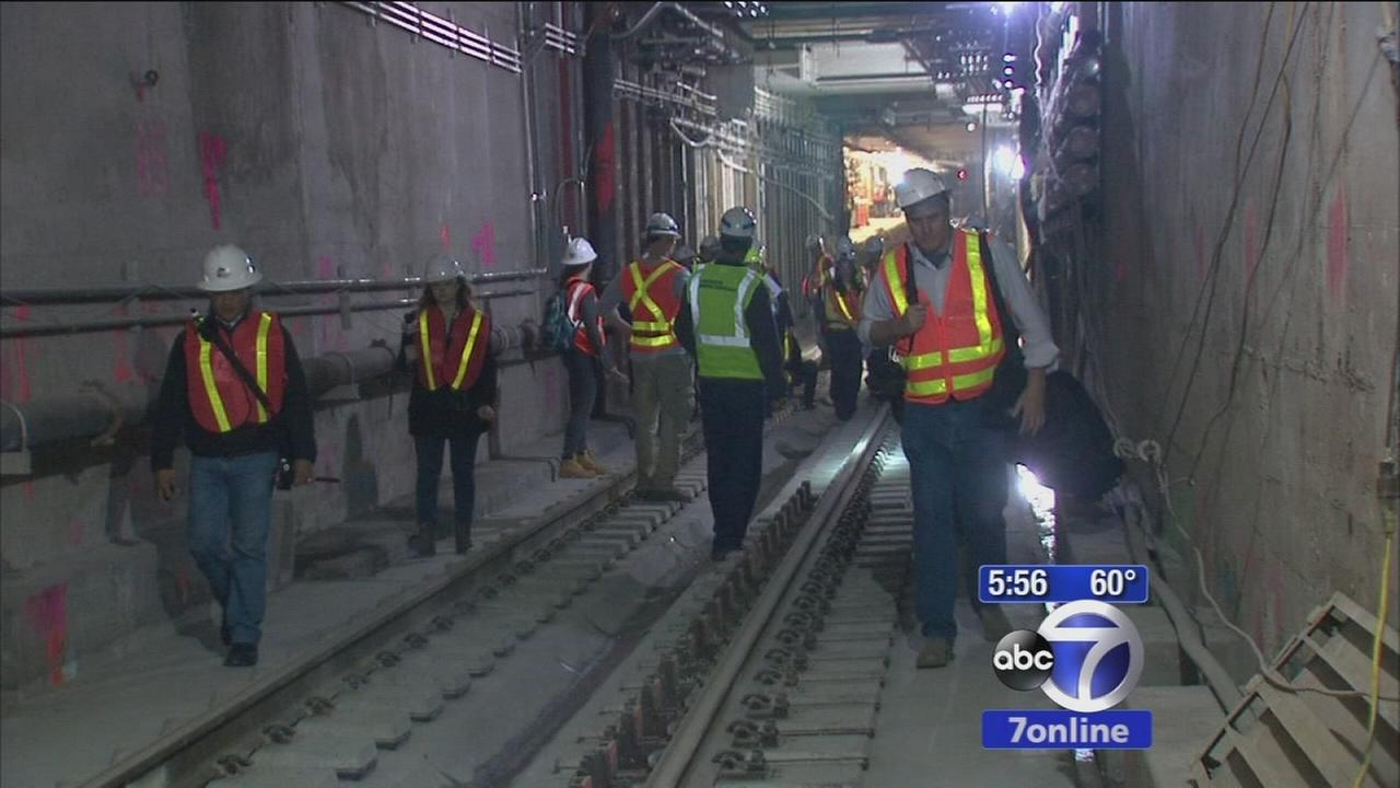 2nd Avenue Subway Project nears completion