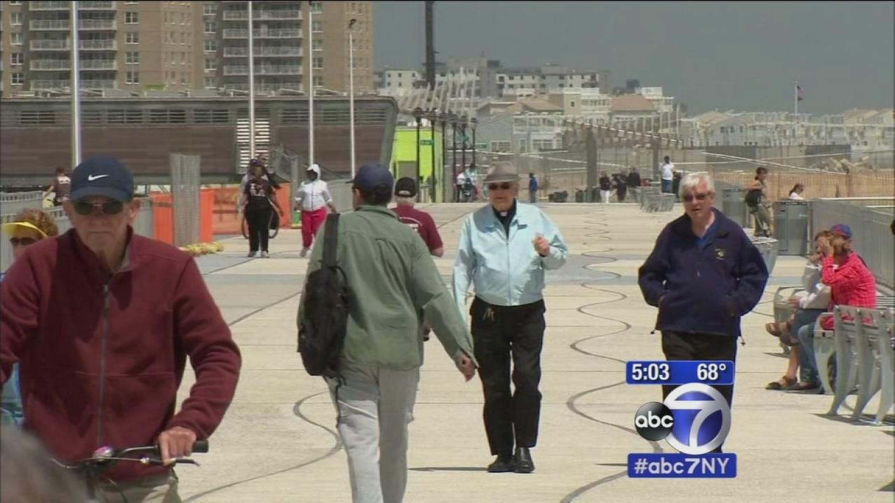 Beaches and boardwalks ready for Memorial Day Weekend