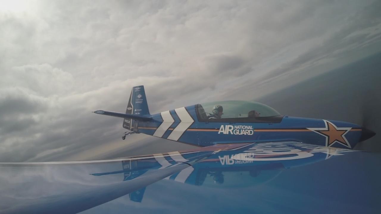 Wing cam!