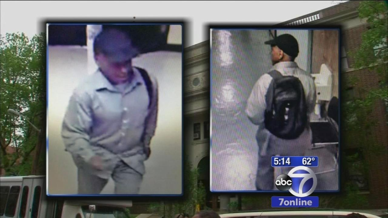 Search is on for elementary school intruder in Union City