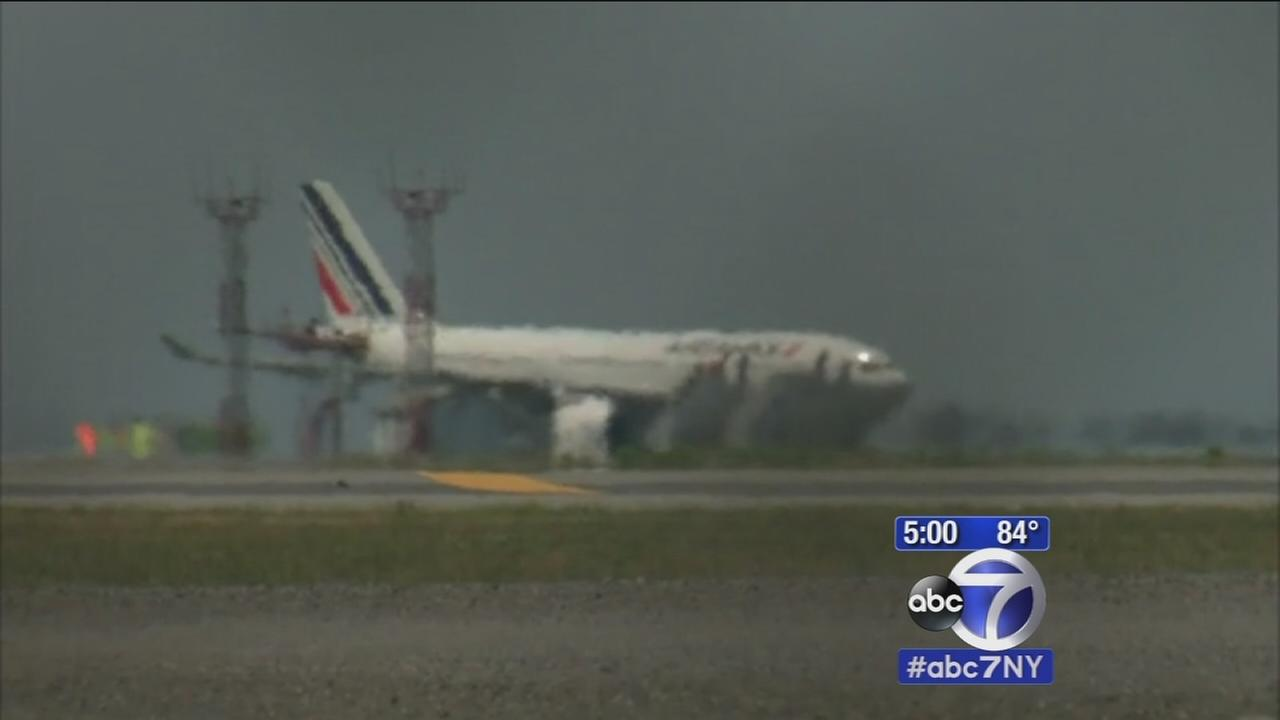 Several threats made on flights at local airports