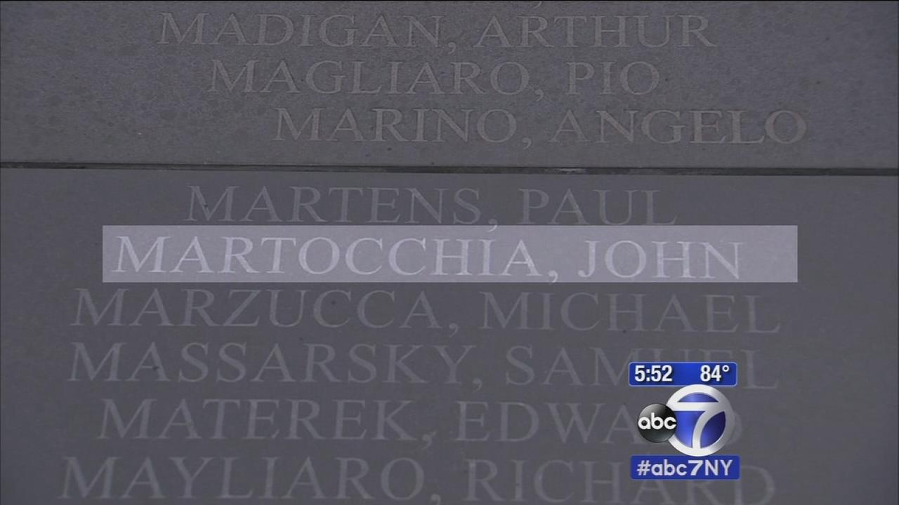 Soldiers name misspelled on Hoboken memorial