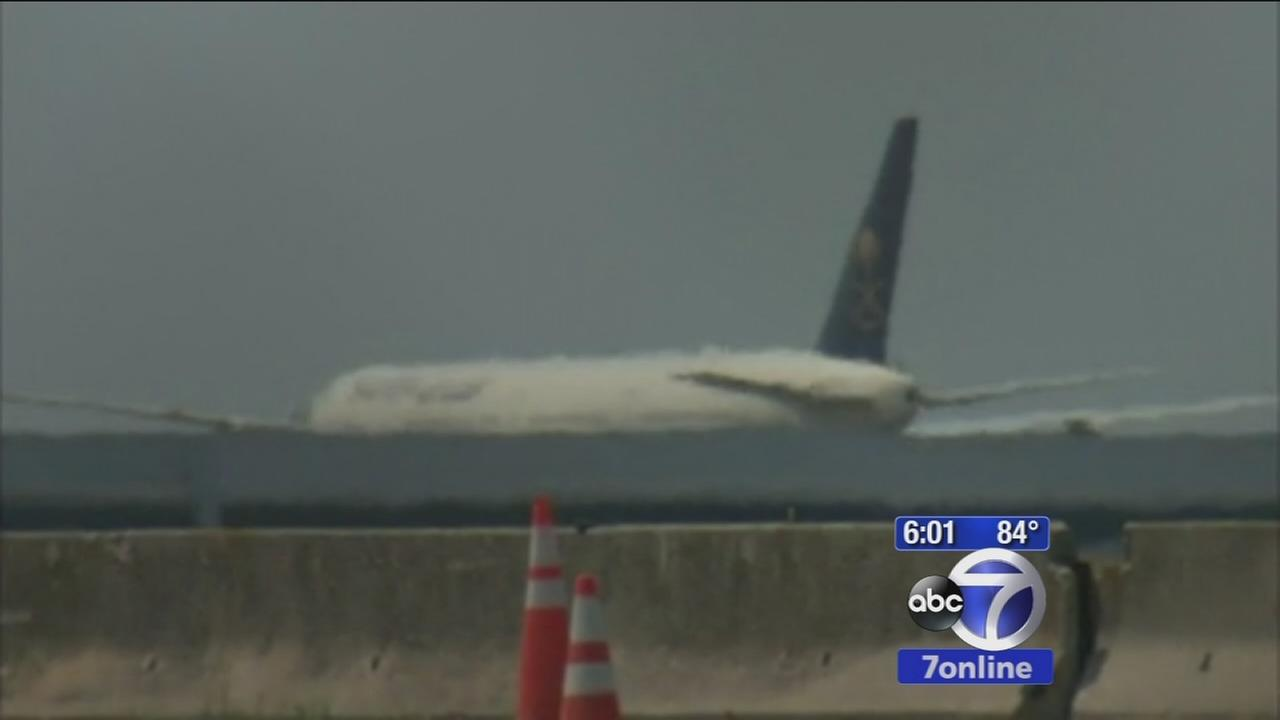 Threats to planes made at local airports