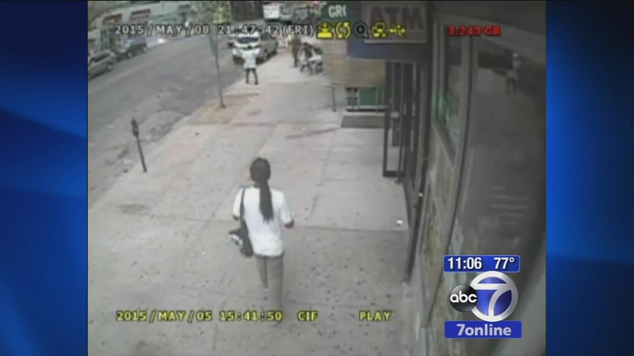 Video of violent assault and robbery in the Bronx