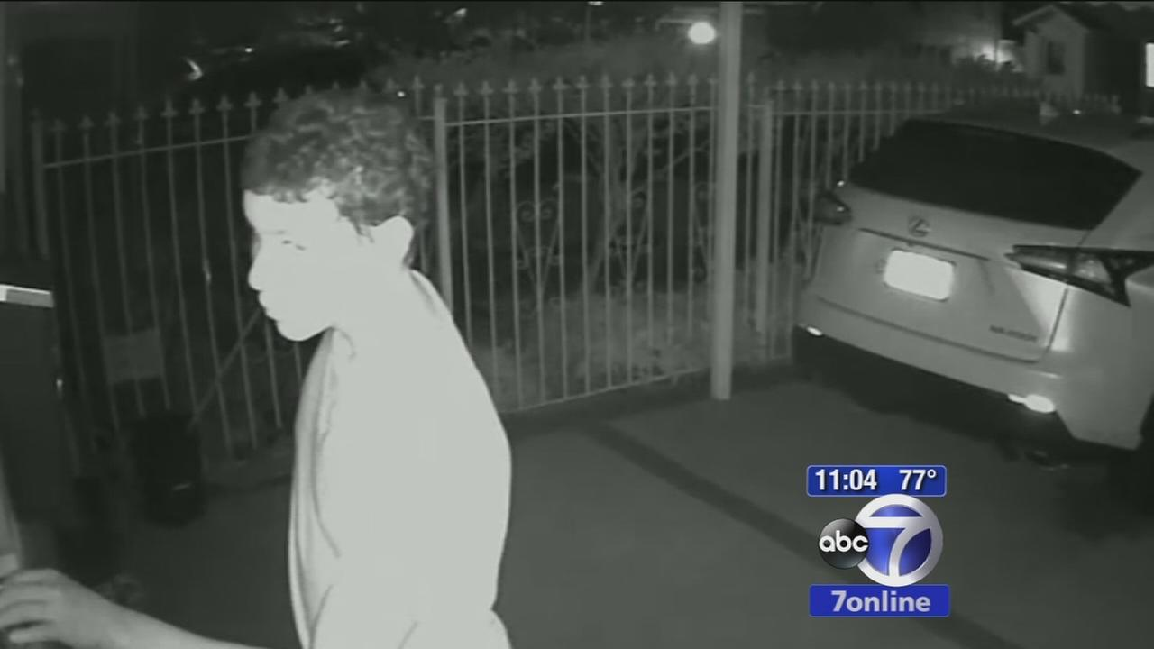 Brazen thief tries to steal womans new car twice
