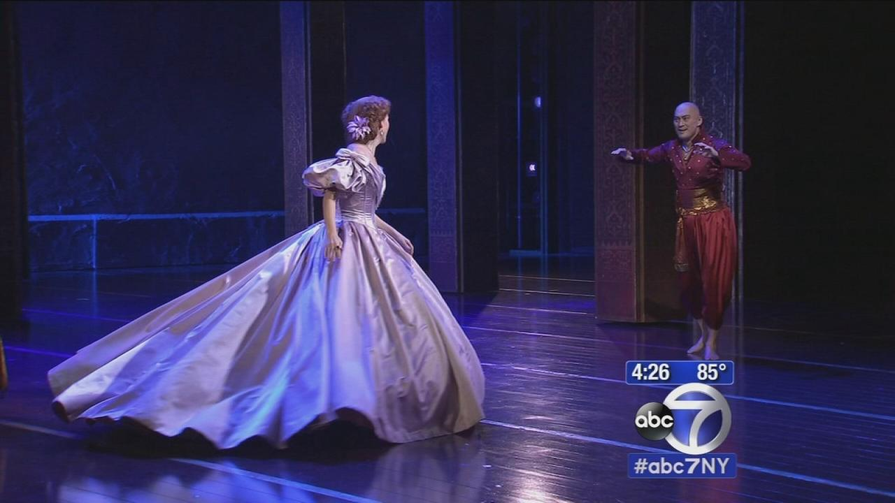 Meet the cast of The King and I