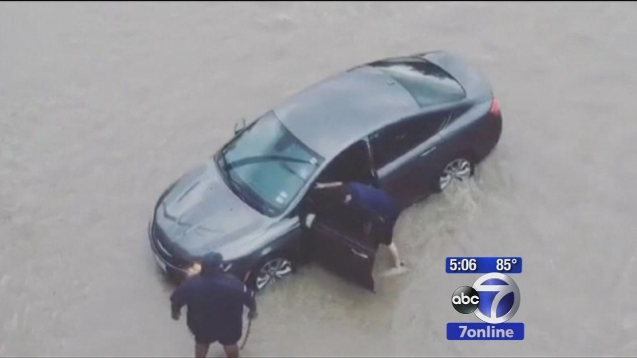 Deadly flooding in Texas