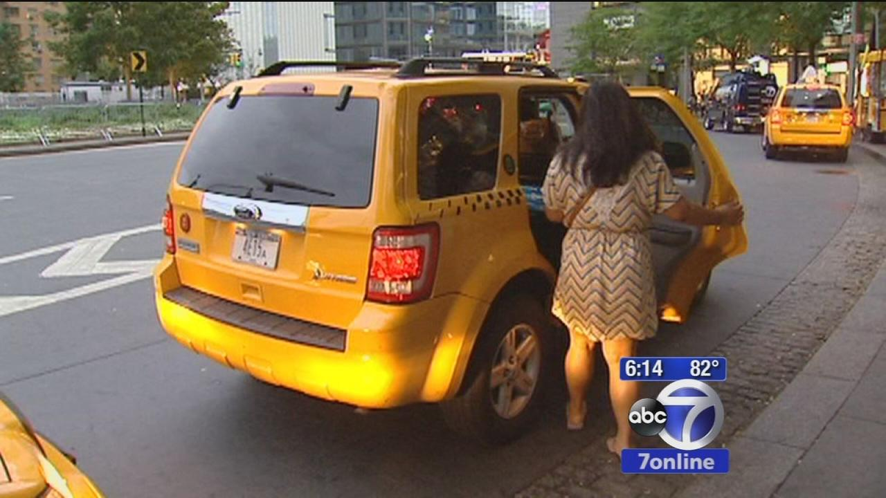 Calls for tougher seatbelt enforcement in taxis