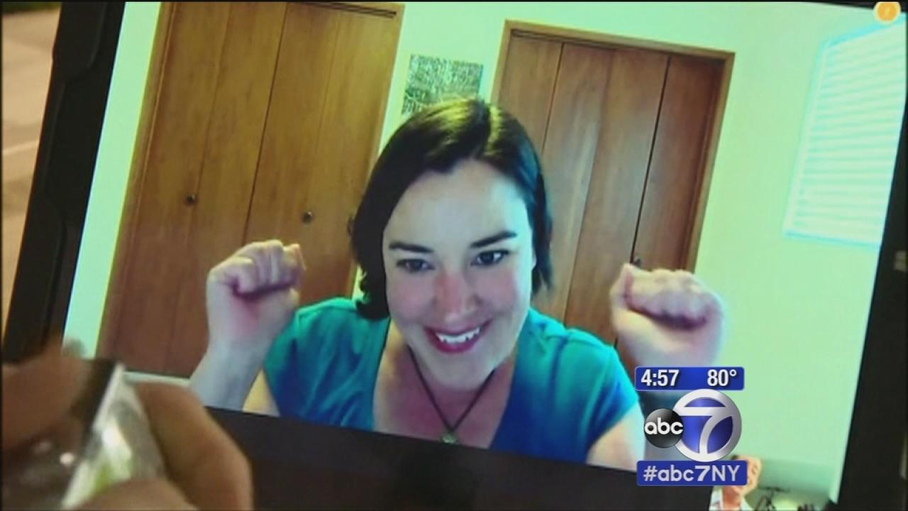 Social media reunites climber with lost camera