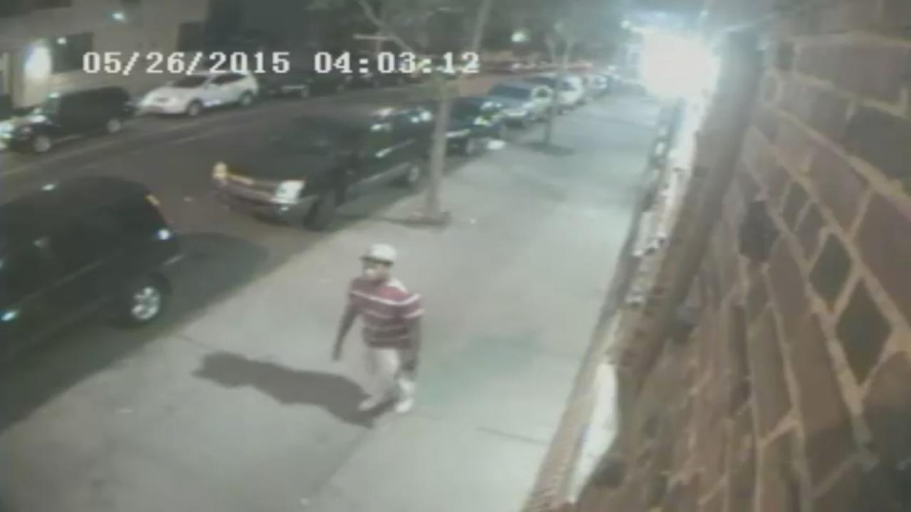 Search for attempted rape suspect in the Bronx