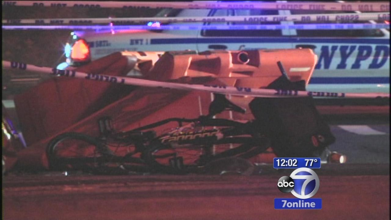 Bicyclist killed in hit-and-run in East Harlem