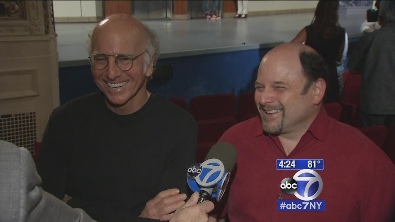 Larry David handing off broadway show to Jason Alexander