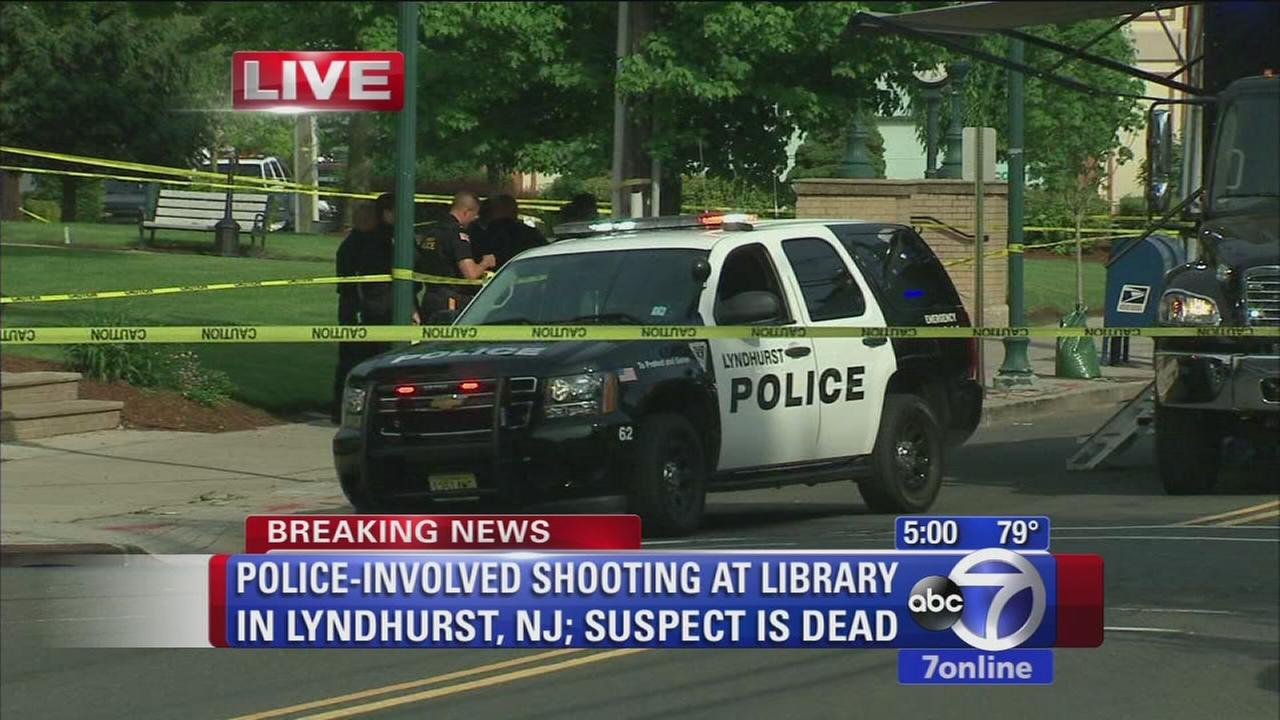 Suspect indentified in deadly Lyndhurst police-involved shooting