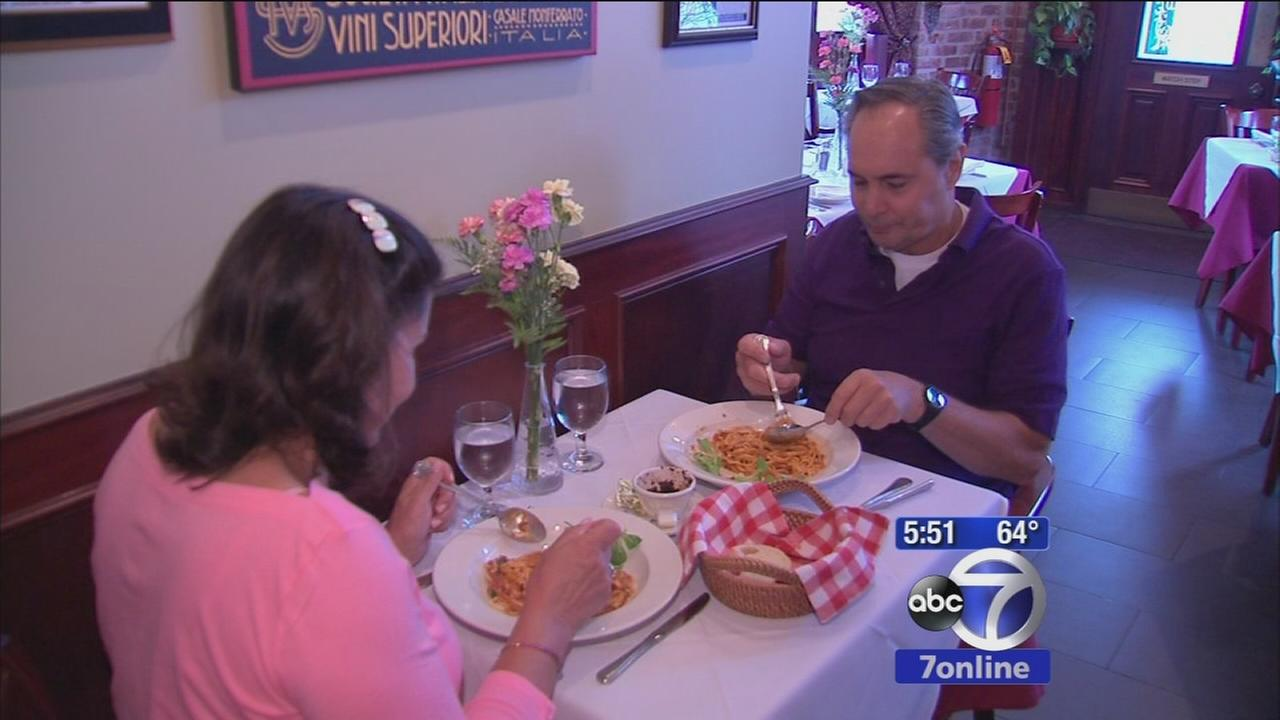 Triangolo restaurant serving up classic Italian fare