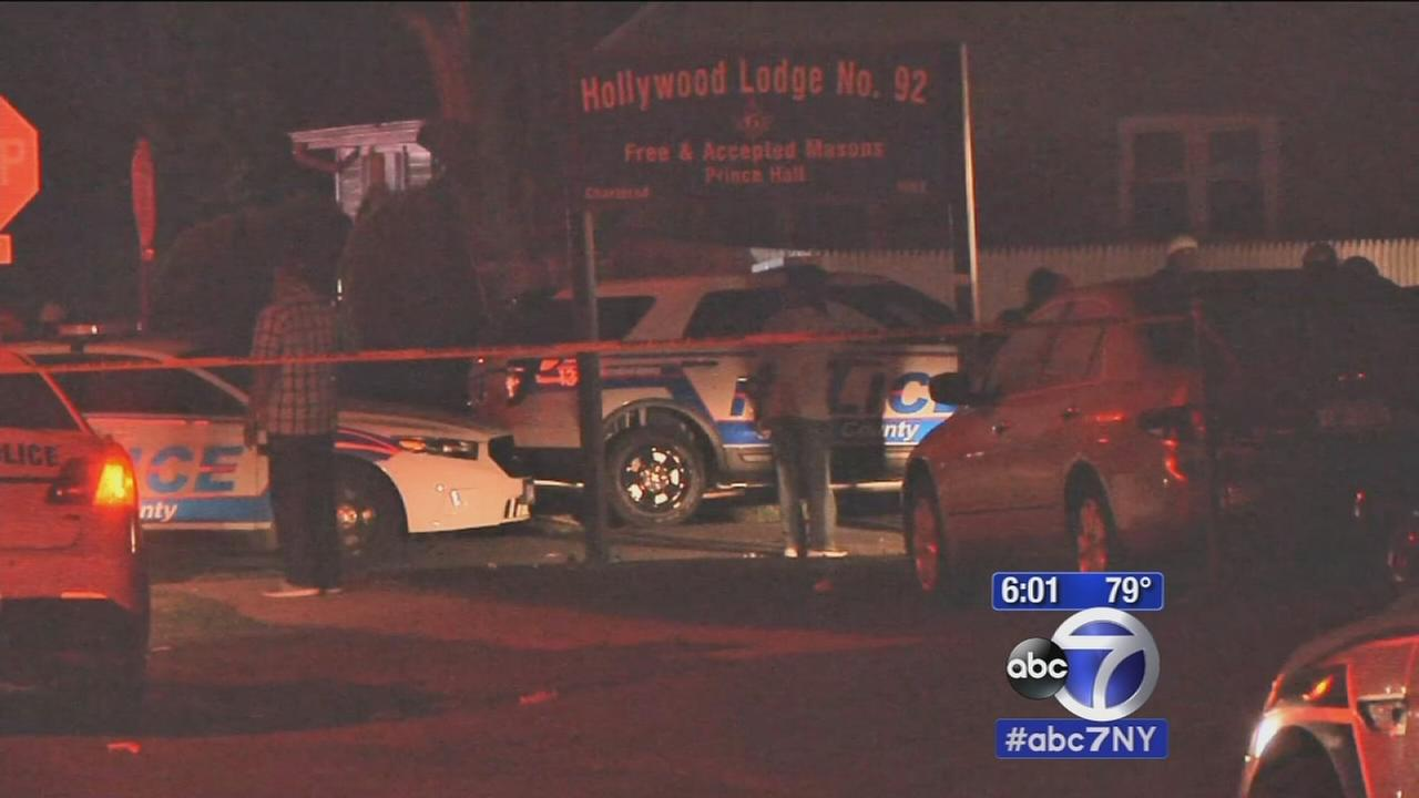1 killed after shooting outside of club in North Amityville