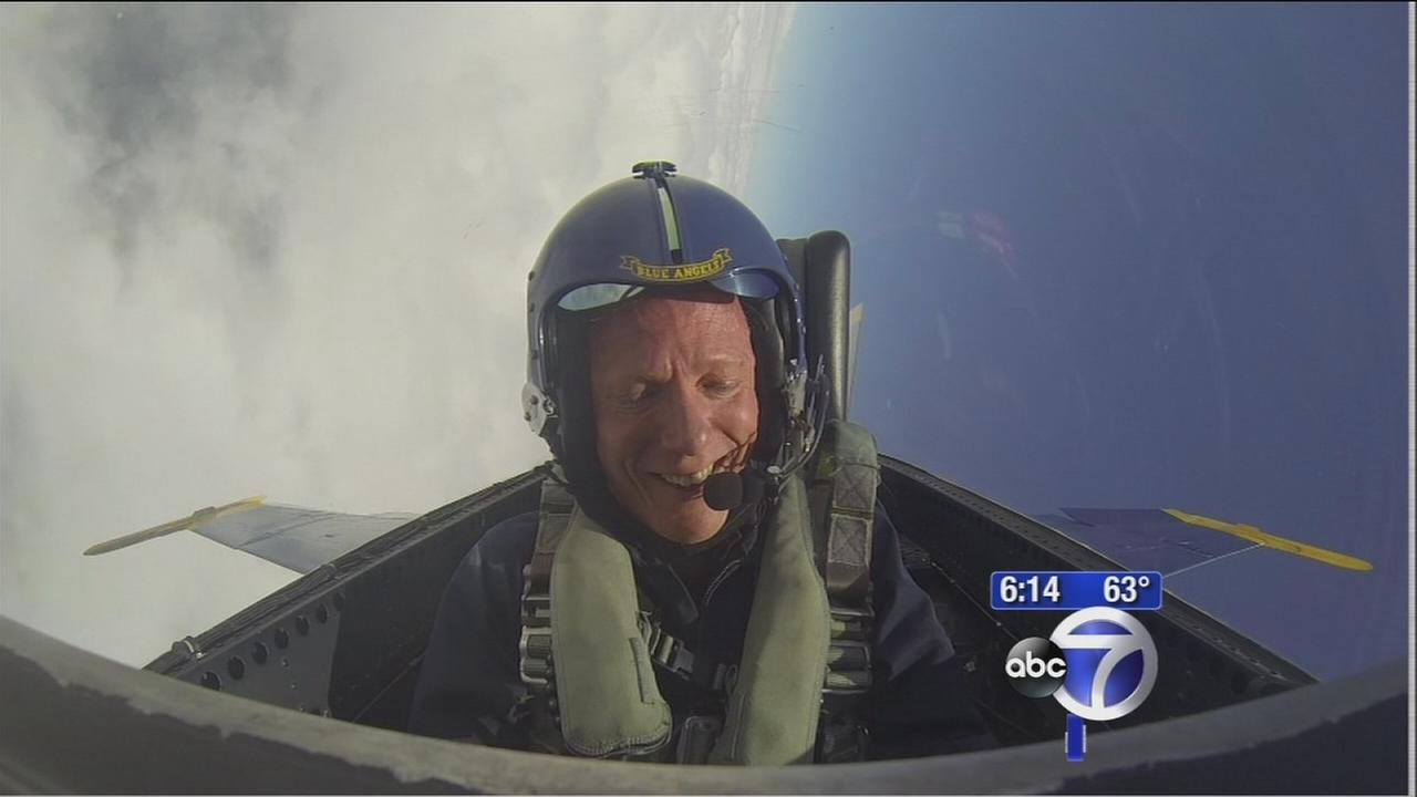 Not sure what to expect when NJ flies with the Blue Angels? Watch this!