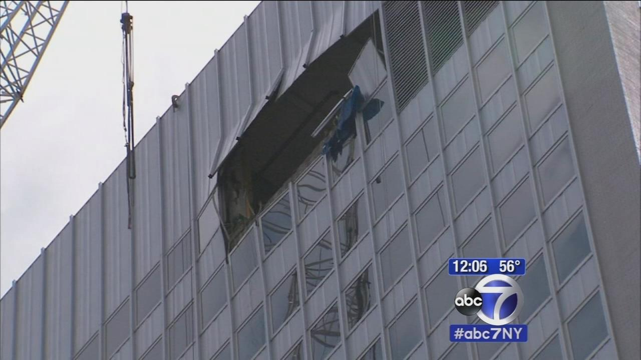 Investigation into Midtown crane accident
