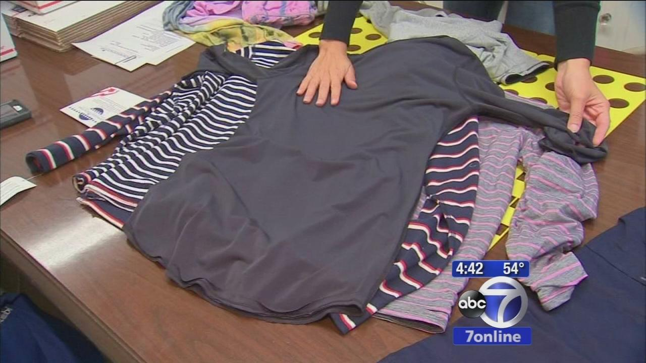 Long Island clothing designer makes clothes for people with autism