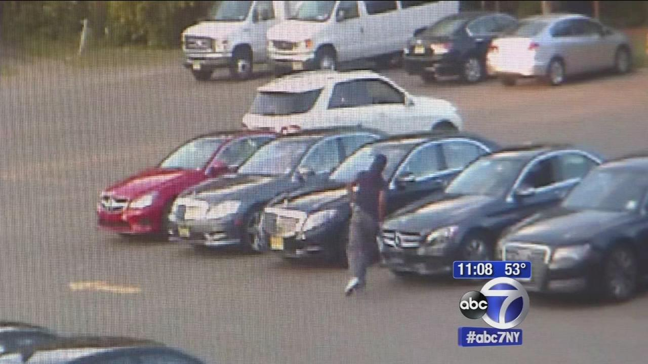 Thieves stealing luxury cars from valets