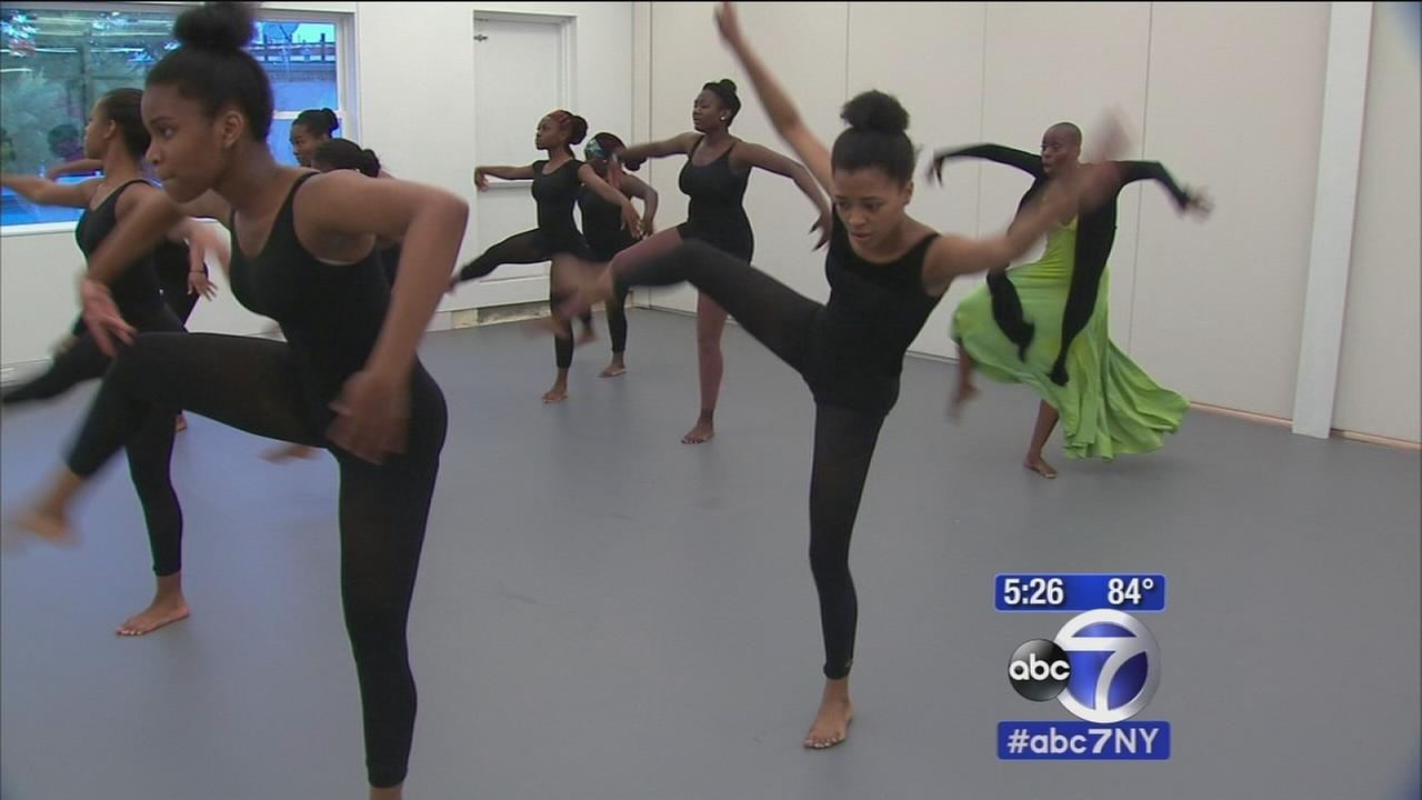EXCLUSIVE: Oprah helping out Brooklyn dance students