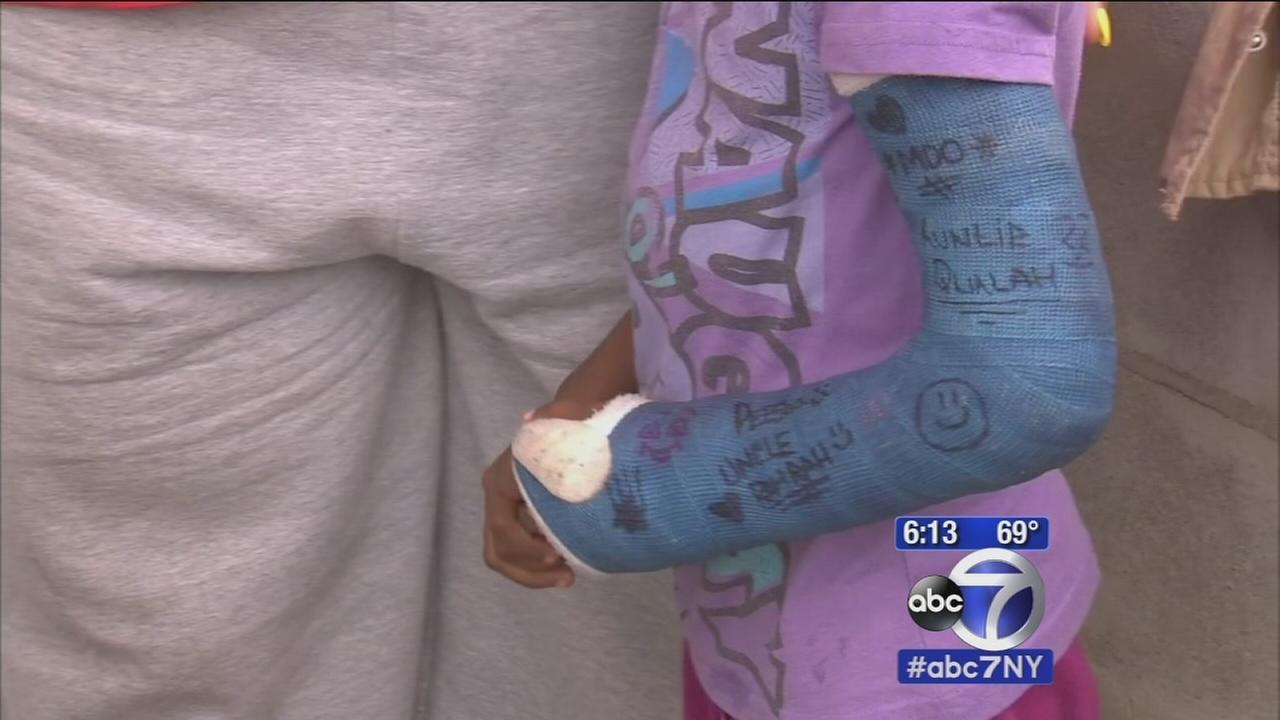 CT officials investigating kindergartners recess injury