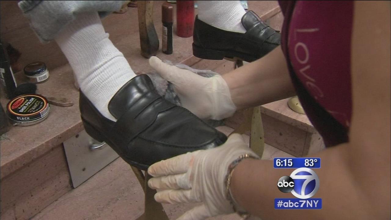 Longtime neighborhood shoe shop getting the boot