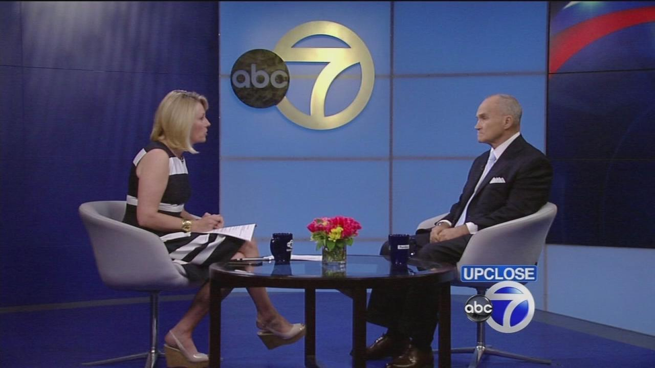 Up Close: Ray Kelly