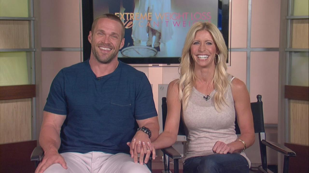 Chris and Heidi Powell talk about EWL: Love Cant Weight