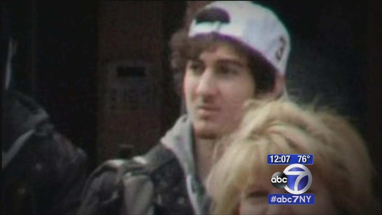Formal sentencing day arrived for Boston bomber