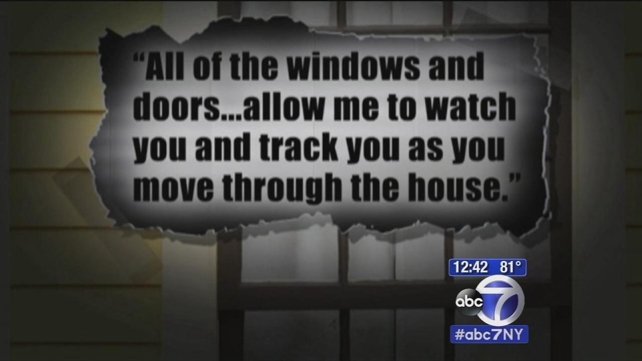 New Jersey family stalked in new home