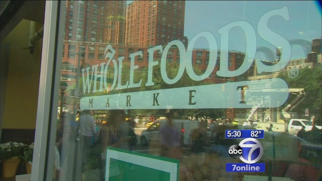 NYC Whole Foods stores systematically overcharge for pre-packaged foods, audit finds