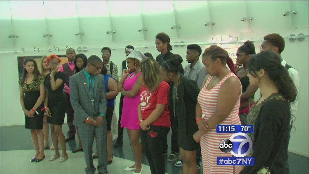 Homeless students honored for hard work graduating high school despite circumstances