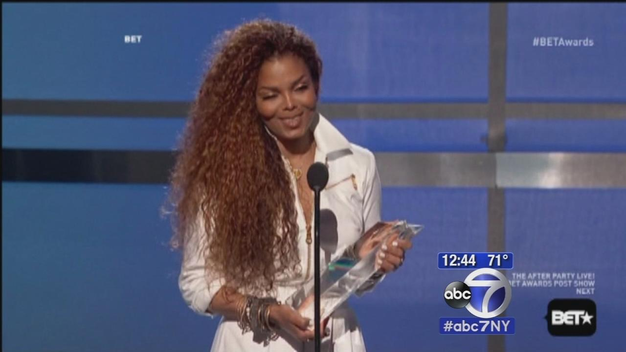 Janet Jackson, Smokey Robinson honored at BET Awards