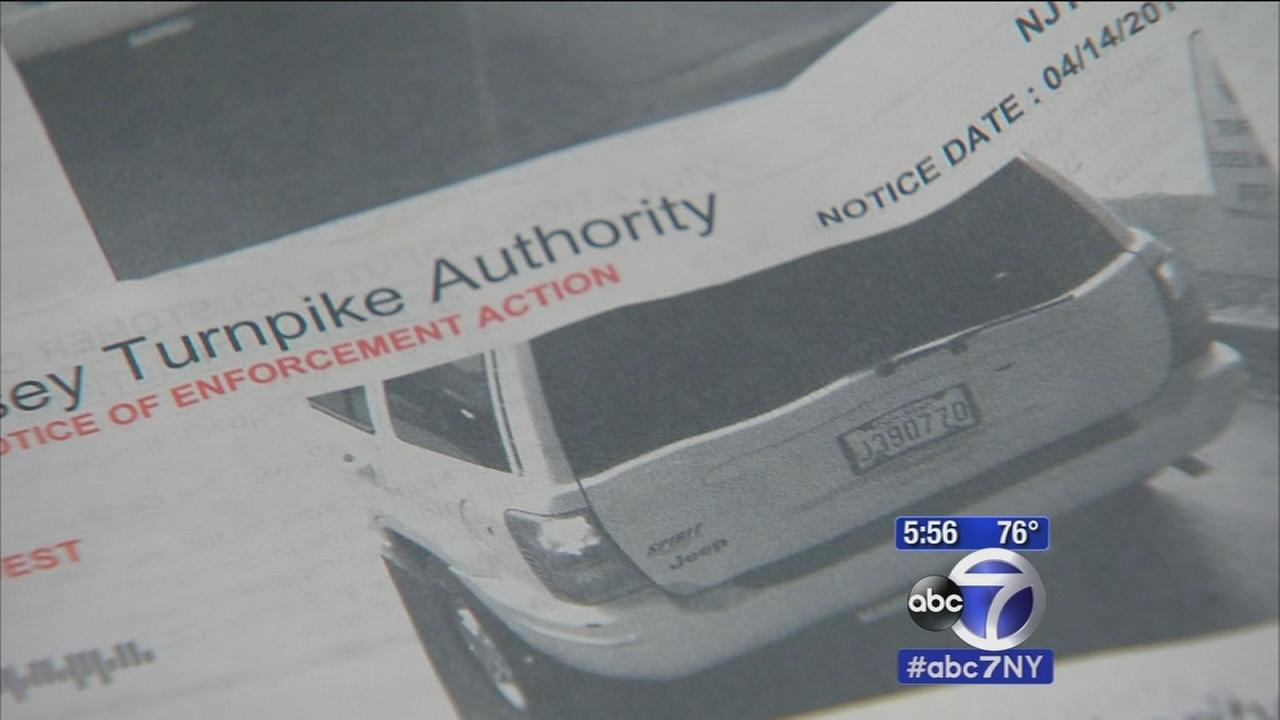 7 on your Side: Vehicle ID theft