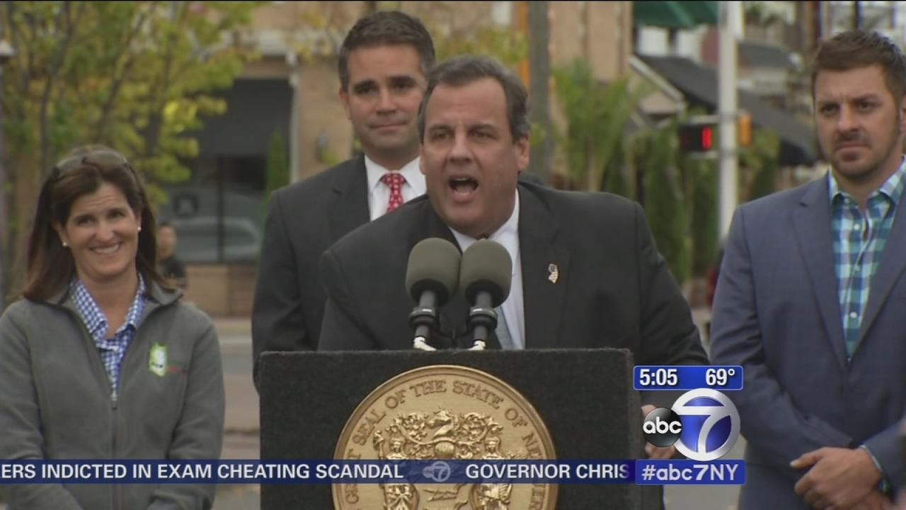 Gov. Chris Christie expected to anounce presidential run