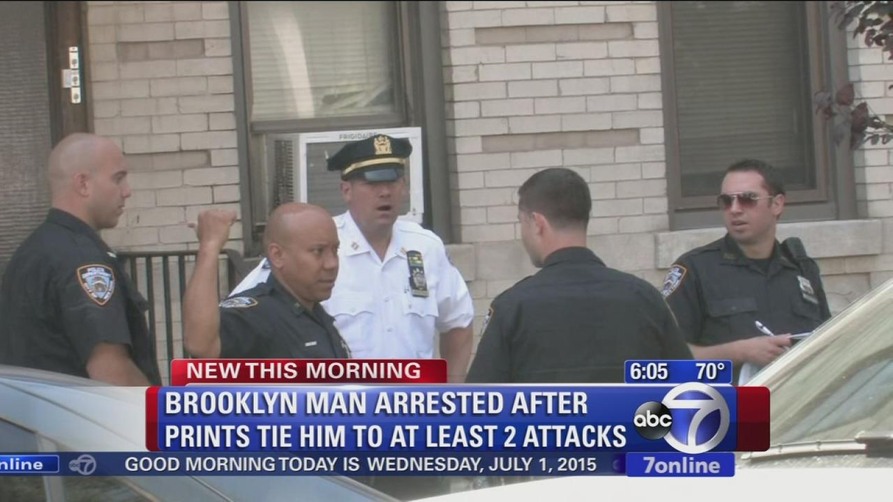 Man arrested in attempted rape in Queens