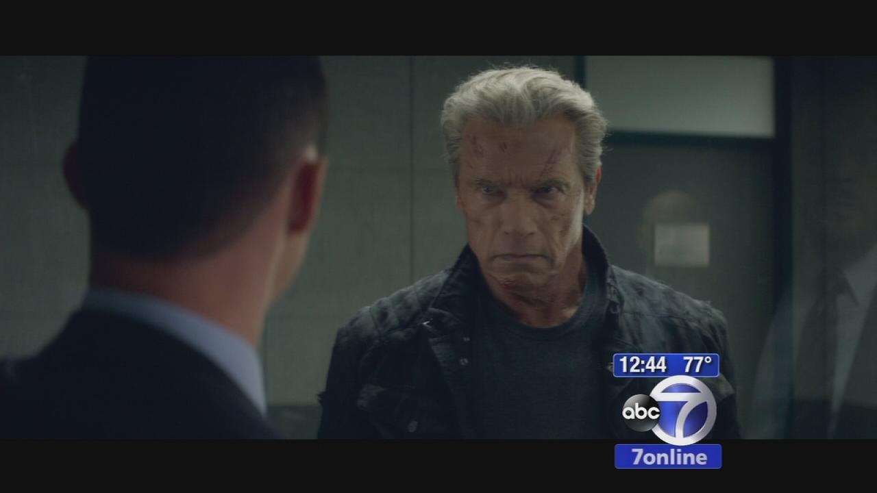 Sandy Kenyon review: Terminator Genisys, starring Arnold Schwarzenegger