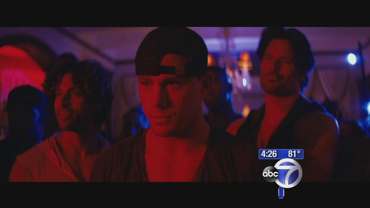 Sandy Kenyon reviews Magic Mike XXL