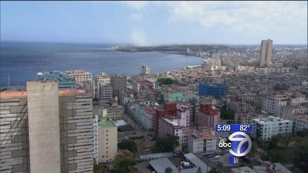 Obama: U.S. Embassy in Havana markes new chapter in Cuba ties
