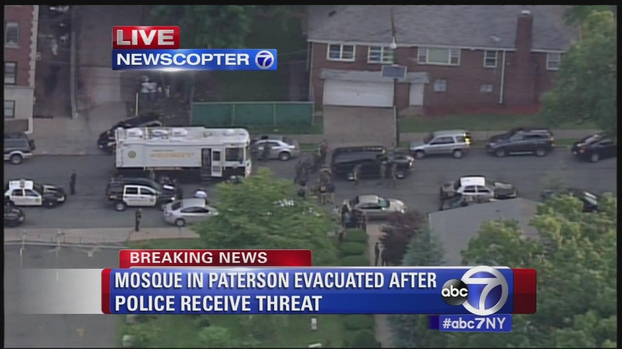 Paterson mosque evacuated due to threat