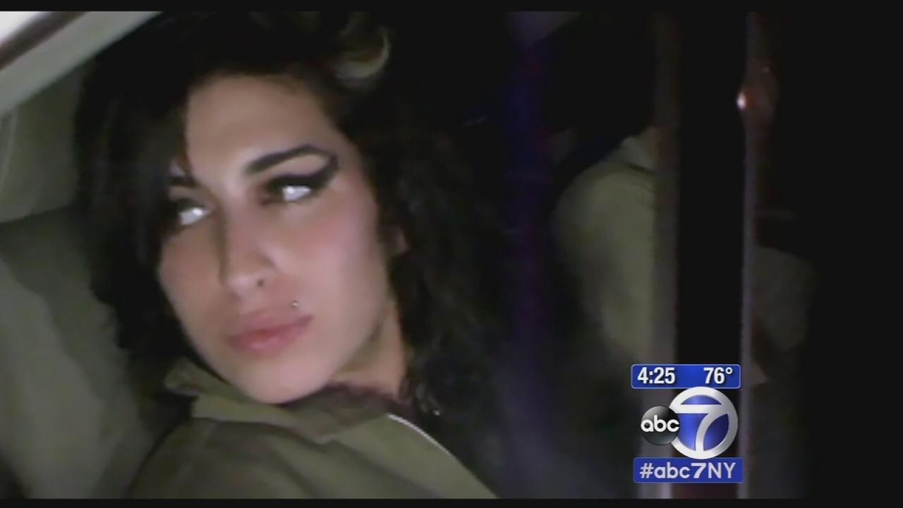 Sandy Kenyon reviews documentaries about Amy Winehouse, Nina Simore