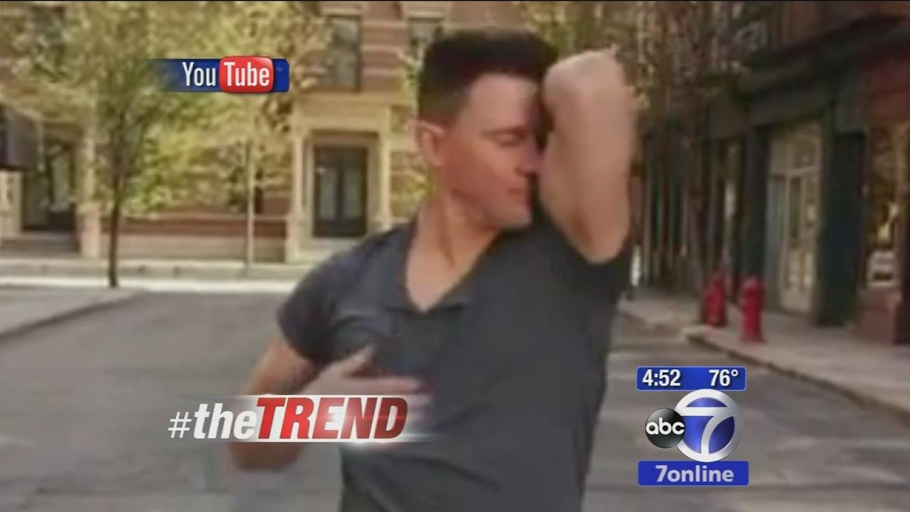 The Trend: Channing Tatum busts a move!